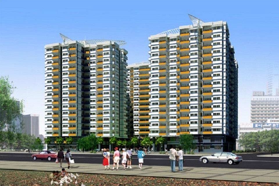 Dự án chung cư NO15 Sài Đồng